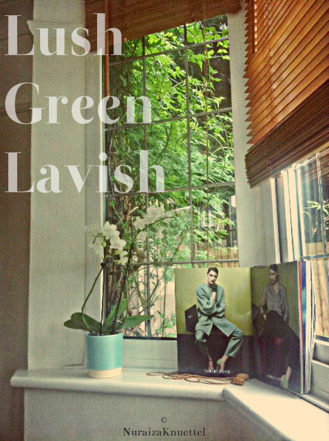 Lush Green Lavish Copyright