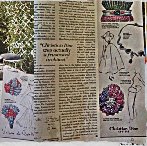 Christian Dior Copyright